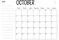 October 2020 Calendar With Festivals And Holidays Free